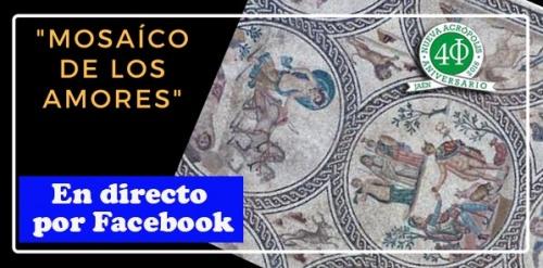 MOSAICO DE LOS AMORES: en directo por Facebook