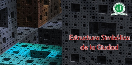 ESTRUCTURA SIMBÓLICA DE LA CIUDAD.