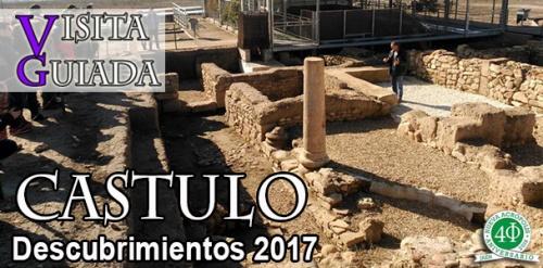 CASTULO: Descubrimientos 2017