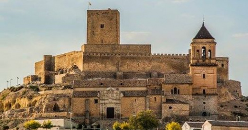 Visita guiada a Conjunto histórico de Alcaudete