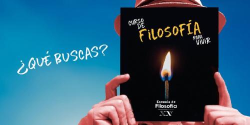 FILOSOFÍA PARA VIVIR.