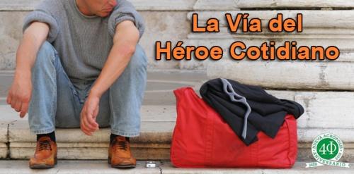 Charla: La Vía del Héroe Cotidiano