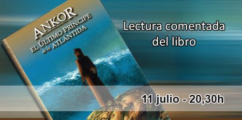 Lectura Comentada: Ankor, el último príncipe de la Atlántidad