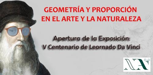 Exposición: V Centenario de Leonardo Da Vinci