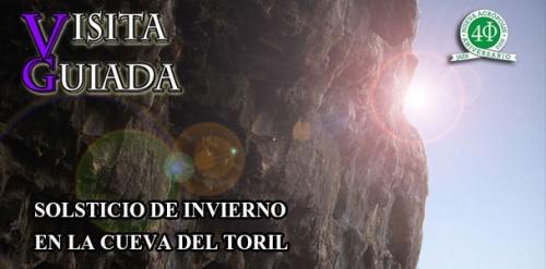 Visita Guiada: Solsticio de invierno en la cueva del Toril